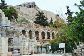 Profiter de son jour de repos pour visiter Athènes