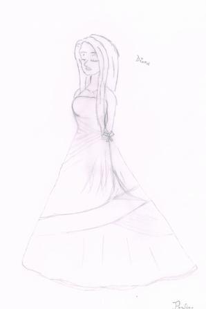 Diane Ma Princess' Gucci