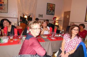 """petite soirée sympa au restaurant """"le Betty's"""""""