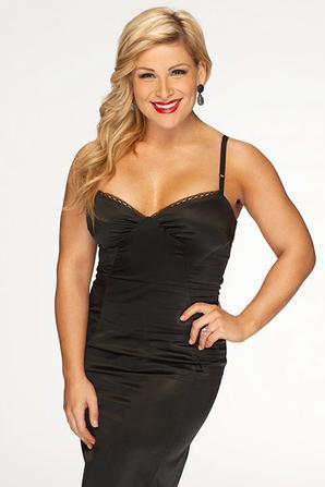 Beautiful WWE :Natalya on Black Friday