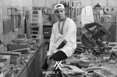 Monsta X - Photo Teaser Trespass