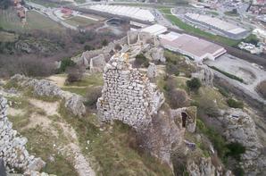 Visite du château de Crussol