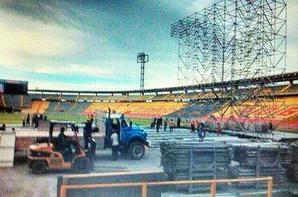 April 25, 14 - Estadio El Campin, Bogota, Colombia