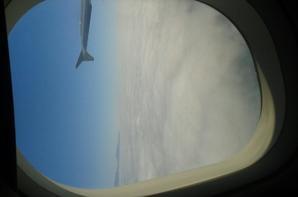 Mon arrivée au Japon