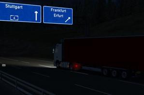 Trajet Wien > Francfurt