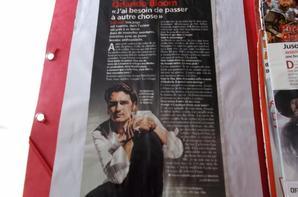article sur mon acteur que j'admire beaucoup