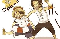 One Piece Brother