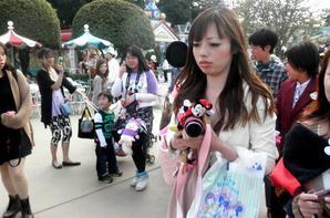 Disneyland Tokyo avec Yuuki (partie 3)