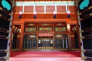 Balade à Nezu avec Yuka (partie 3)