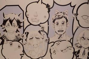 Musée manga de Niigata avec Hiromi