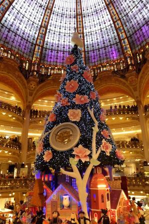 Premier séjour de Yusuke, Paris.
