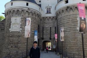 Deuxième séjour de Yusuke, Nantes.