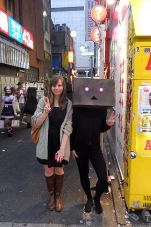 Vendredi 31 Octobre, Halloween à Shibuya! (partie 3)