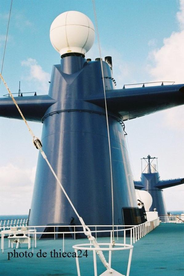 SS NORWAY caribbean 2002