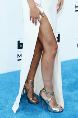 Selena Gomez au Blue Carpet