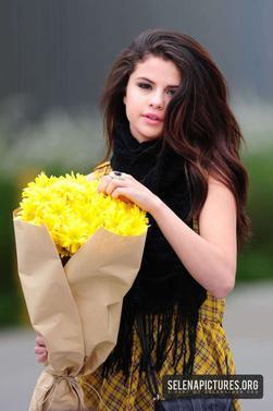 Selena pour Dream Out Loud