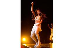 Selena Gomez se produit au Centre Canadian Tire, le jeudi 22 Août 2013,
