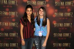 Selena le  18 octobre: à Philadelphie au Meet & Greet