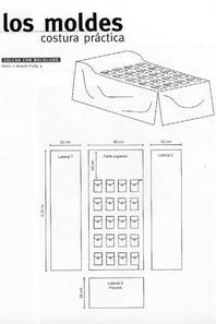 Tutorial e medidas de colcha de cama de criança (solteiro)