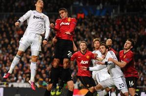 Real Madrid - Manchester Uunited : 1-1