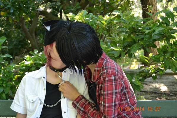 Perso qui ne voudrais pas l'embrasser ??