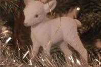 Puis est arrivé Noël 2012, un Noël très particulier que j'ai passer cette année là car je n'était pas au mieux de moi même et moi qui adore cette fête (qui est ma fête préféré soit dit en passant ;p) j'ai fait le sapin et les décos la veille de Noël avec ma soeur et j'ai tout enlever 1 semaine après (on remercie Heiko pour les raisons) !
