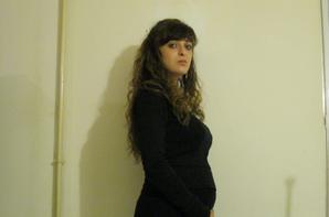 2 eme mois de grossesse, Maëlys et Lukas <3