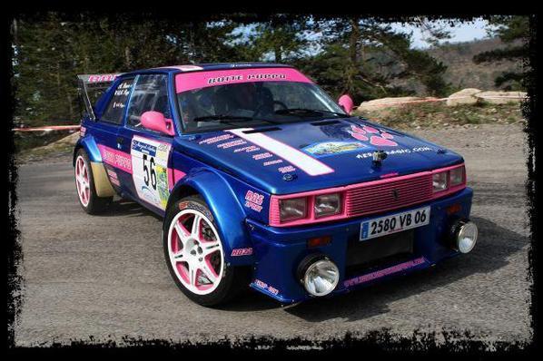 Anthony Puppo / Renault 11 Maxi
