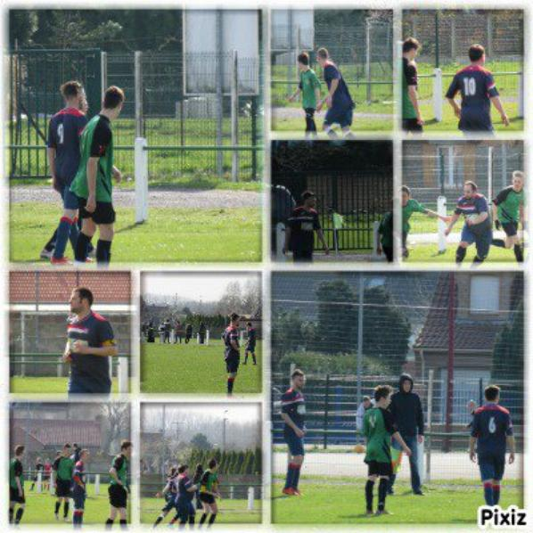 Photos Hergnies B - FCL B du 25/03/17