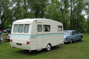 Caravane TESSERAULT 1962