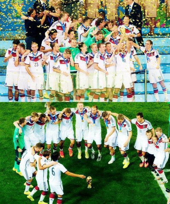 Nos CHAMPIONS DU MONDE ♥♥♥♥