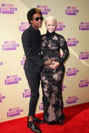 Amber Rose Enceinte,Wiz Khalifa Bientot Papa! ^^
