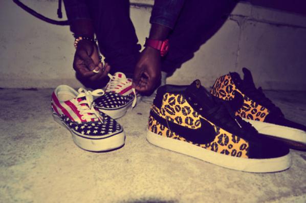 Vans Vs Nike Blazer