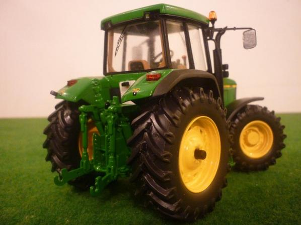 collection tracteurs