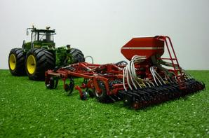 john deere - horsch tiger 6 AS