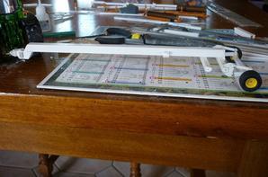 création rouleaux 17m50 (suite 1)