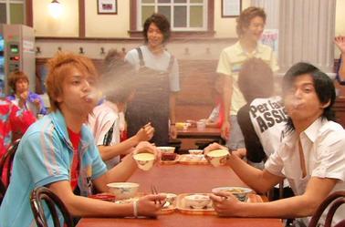 Coup de c½ur Drama: Hanazakari no kimitachi e