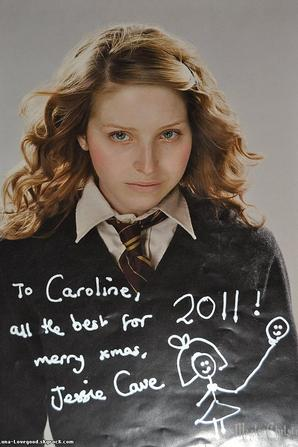 Jessie Cave (Lavande Brown)