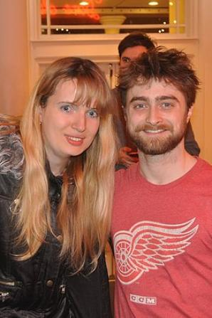 "♥ Ma rencontre avec Daniel Radcliffe - ""Rosencrantz And Guildenstern are dead"" au théâtre THE OLD VIC à Londres ♥"
