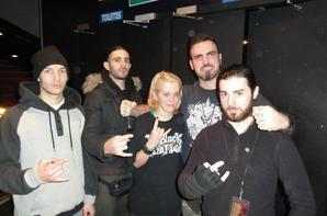 Hour Of Penance (24 fevrier 2013) Bataclan !!