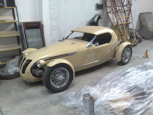 2 CV Roadster 2013