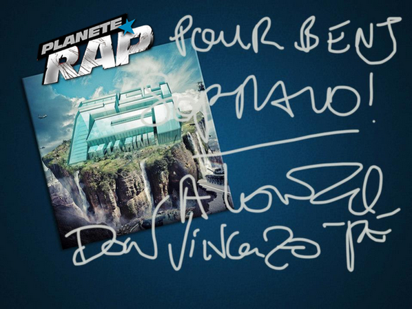Planète Rap des Psy 4 de la Rime : mercredi 3 avril 2013
