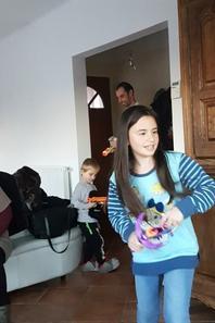 5 ans stefen en famille