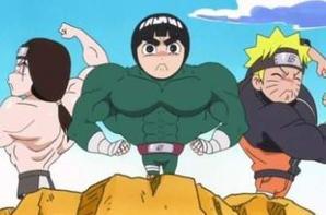 Naruto SD Rock Lee