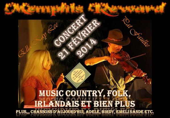 CONCERTS COUNTRY
