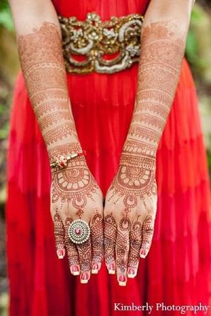 Le henné !