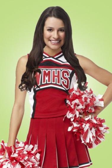"Rachel Berry ""Cheerleader"""
