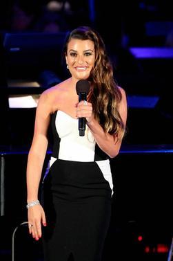 "Kristin Chenoweth & Lea Michele ""For Good"" Hollywood Bowl le 21 Juin 2014"