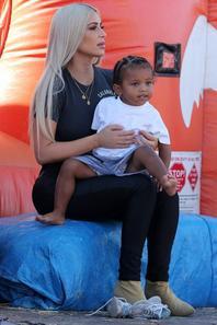 Kim Kardashian & ses enfants