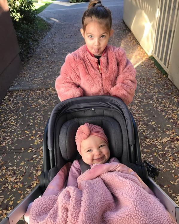 Haylie Duff & ses filles
